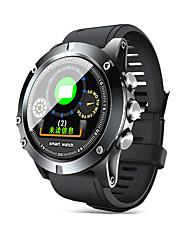 baratos -KUPENG L11 Relógio inteligente Android iOS Bluetooth Esportivo Impermeável Monitor de Batimento Cardíaco Medição de Pressão Sanguínea Podômetro Aviso de Chamada Monitor de Atividade Monitor de Sono