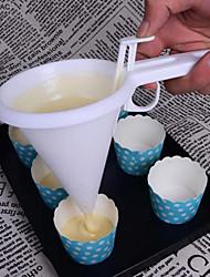 Недорогие -инструменты для выпечки регулируемые глазури конфеты воронка шоколад печенье плесень тесто дозатор крем печенье кекс блин булочка воронка