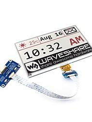 Недорогие -wavehare 7.5inch e-paper hat (b) 640x384 7.5inch-чернильный дисплей для малины pi трехцветный