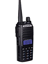 abordables -talkie-walkie baofeng® uv-82 étanche radio bidirectionnelle 5km-10km 2800 mah