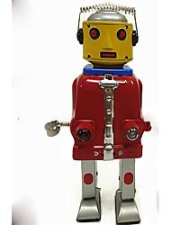Недорогие -Игрушка с заводом Прогулки Веселая Робот 1 pcs Куски Детские Все Игрушки Подарок