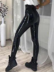 Skórzane spodnie i spódnice