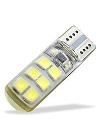 Недорогие -SO.K 10 шт. Автомобиль Лампы SMD 5730 / SMD 2835 100 lm 12 Светодиодная лампа Лампа поворотного сигнала Назначение Универсальный Все года