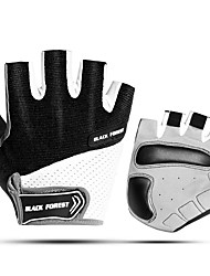 Недорогие -Acacia Спортивные перчатки Перчатки для велосипедистов Дышащий / Пригодно для носки / Износостойкий Без пальцев Полиэстер / Лайкра / Хлопок Велосипедный спорт / Велоспорт Муж. / Универсальные