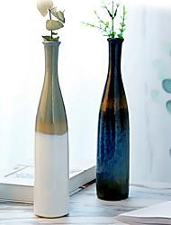 billige -Kunstige blomster 0 Afdeling Klassisk Stilfuld / Moderne Vase Bordblomst