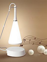 billige Originale lamper-1pc LED Night Light / Nursery Night Light Hvit Usb Oppladbar / Mulighet for demping / Berør sensoren <5 V