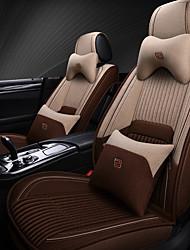 Недорогие -ODEER Чехлы на автокресла Чехлы для сидений Кофейный текстильный Общий Назначение Универсальный Все года Все модели