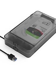 Недорогие -MAIWO USB 3.0 в SATA 3.0 Внешний жесткий диск Автоматическое конфигурирование / Установка без инструментов / Легкий и удобный / со светодиодным индикатором 8000 GB K10435
