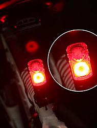 abordables -Eclairage sécurité vélo / Ecarteur de danger LED Eclairage de Velo Cyclisme Imperméable, Portable, Ajustable Batterie Lithium-ion Rechargeable 150 lm Batterie rechargeable Couleur double source
