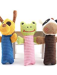 billige -Bide Legetøj Dyr Bomuldsstof Til Hunde / Katte