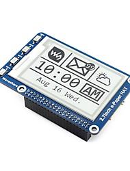 Недорогие -wavehare 2.7inch e-paper hat264x176 2,7 дюймовый экран для чернил для малины pi