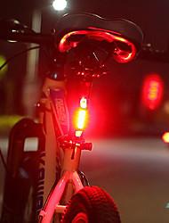Недорогие -Передняя фара для велосипеда Светодиодная лампа Велосипедные фары Велоспорт Водонепроницаемый, Портативные, Быстросъемный 1000 lm Перезаряжаемый Белый / Красный Велосипедный спорт