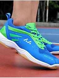 abordables -Homme Chaussures de confort Matière synthétique Printemps & Automne Chaussures d'Athlétisme Tennis Jaune / Bleu / Blanc / Bleu