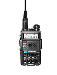 baratos -baofeng® dm-5r walkie-talkie portátil 5 km-10 km 128 5 em dois sentidos rádio