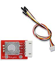 Недорогие -keyes 360-градусный поворотный энкодер электронный блок проводки для Arduino