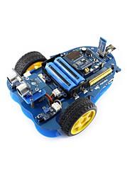 Недорогие -wavehare alphabot-pi acce pack alphabot малиновый набор для создания робота-робота (no pi)