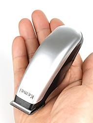 Недорогие -Kemei Триммеры для волос для Муж. и жен. <5 V Низкий шум / Легкий и удобный