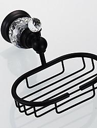 Недорогие -Мыльницы и держатели Новый дизайн / Cool Modern Металл 1шт На стену