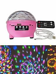 abordables -1 set LED Night Light / Smart Night Light RVB USB Bluetooth / Télécommandé / Couleurs changeantes 5 V