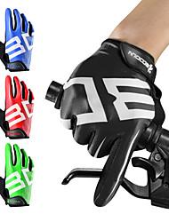 Недорогие -Спортивные перчатки Перчатки для велосипедистов Дышащий / Нескользящий / Стреч Полный палец Лайкра Велосипедный спорт / Велоспорт Универсальные