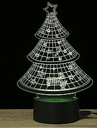 abordables -Sapins de Noël Vacances Plastique / PVC arbre de Noël Soirée Décoration de Noël