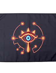 Недорогие -Больше аксессуаров Вдохновлен The Legend of Zelda Link Аниме Косплэй аксессуары Флаг Полиэстер Костюмы на Хэллоуин
