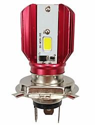 abordables -OTOLAMPARA 1 Pièce H4 Moto Ampoules électriques 25 W COB 2200 lm 3 LED Moto Pour Suzuki / BMW / YAMAHA