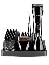 Недорогие -Kemei Триммеры для волос для Муж. и жен. 220 V / 230 V Новый дизайн / Низкий шум / Карманный дизайн