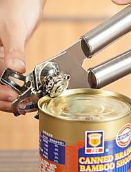 Недорогие -Нержавеющая сталь Ключ для консерв Творческая кухня Гаджет Кухонная утварь Инструменты Многофункциональный 1шт