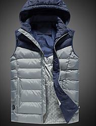 Недорогие -Ice Silk (искусственное волокно) Тату с тотемом На каждый день На открытом воздухе Однотонный