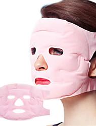 Недорогие -Легко для того чтобы снести / Многофункциональный / Защита Составить 1 pcs Смешанные материалы Круглая Уход за ребенком Повседневный макияж Компактность Подтяжка кожи Многофункциональный косметический