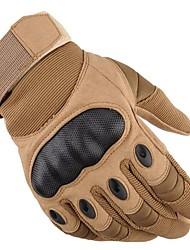 Недорогие -Полныйпалец Муж. Мотоцикл перчатки Ткань Износостойкий / Non Slip