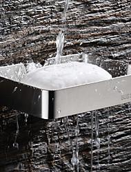 Недорогие -Мыльницы и держатели Резная отделка Современный Нержавеющая сталь / железо 1шт - Ванная комната / Гостиничная ванна Односпальный комплект (Ш 150 x Д 200 см) На стену