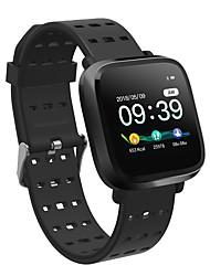 baratos -Kimlink Y8-M Relógio inteligente Android iOS Bluetooth Monitor de Batimento Cardíaco Medição de Pressão Sanguínea Calorias Queimadas Distancia de Rastreamento Cronómetro Podômetro Aviso de Chamada