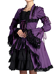 cheap Lolita Dresses-Victorian Sweet Lolita Dress Casual Lolita Dress  Artistic   Retro Gothic Style 3e96ec1aede6