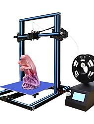 Недорогие -3D-принтер ezt® m18 diy kit 300 * 300 * 400 мм Размер печати поддержка автономной печати с ЖК-дисплеем 1,75 мм 0,4 мм сопло