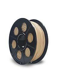 Недорогие -KCAMEL 3D-принтерная нить Дерево 1.75 mm 1 kg для 3D-принтера