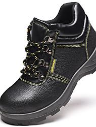 Недорогие -защитная обувь сапоги для безопасности на рабочем месте дышащий предотвращения наводнений анти-пирсинг