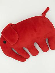 Недорогие -1шт плюшевый слон подушка рождественский новый год подарок подарка подарок подарок девушки подарок подарок