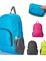 baratos -Leve mochila de nylon dobrável mochila impermeável saco dobrável ultraleve pacote ao ar livre para as mulheres homens viajar caminhadas esportes