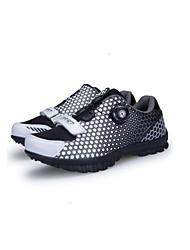 Недорогие -Детские / Взрослые Обувь для горного велосипеда Нейлон, стекловолокно, воздушное отверстие,противоскользящие протекторы / нейлон Водонепроницаемость, Противозаносный, Амортизация / Ультралегкий (UL)