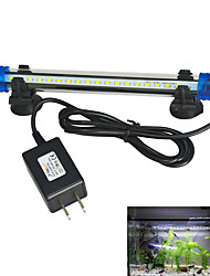 Недорогие -Рыбки Аквариумы LED подсветка Белый Прочный Светодиодная лампа V пластик