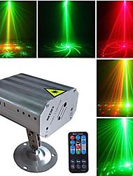 abordables -Eclairage PAR DMX 512 / Auto / Télécommande pour Etape / Bar / DJ Télécommande / Poids Léger