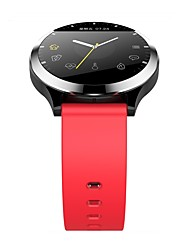Недорогие -KUPENG B67S Смарт Часы Android iOS Bluetooth Спорт Водонепроницаемый Пульсомер Измерение кровяного давления / Сенсорный экран / Израсходовано калорий / Длительное время ожидания / Педометр