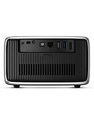 Недорогие -JmGO W730 DLP Проектор для домашних кинотеатров Светодиодная лампа Проектор 1375 lm Поддержка 1080P (1920x1080) 40-300 дюймовый Экран