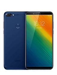 "baratos -Lenovo K5 note 6 polegada "" Celular 4G (3GB + 32GB 2 mp / 16 mp Qualcomm Snapdragon 450 3760 mAh mAh)"