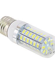 Недорогие -ywxlight® 1pc 15w 1500lm e27 / e14 / g9 привело кукурузные огни t 56 led beads smd 5730 теплый белый / холодный белый 110 v / 220 v