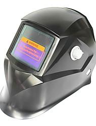 Недорогие -черная автоматическая фотоэлектрическая сварочная маска черного цвета