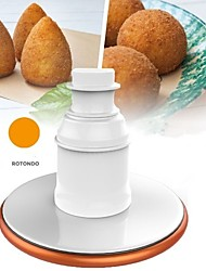 Недорогие -италия рис плесень штамп diy onigiri овощной бенто производитель пунта ротондо 3in1 вариант