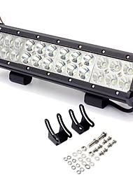Недорогие -OTOLAMPARA 1 шт. Автомобиль Лампы 72 W Высокомощный LED 7200 lm 24 Светодиодная лампа Рабочее освещение Назначение Jeep / Ford / Land Rover Freelander / Lancer / Patriot Все года